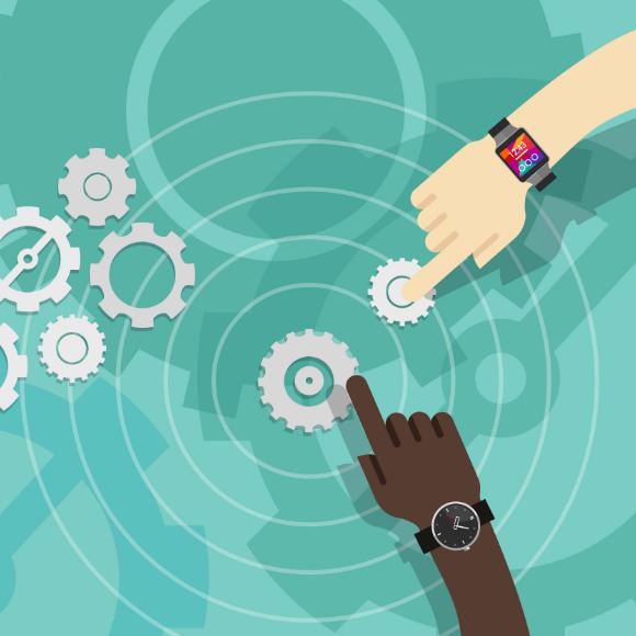 ¿Qué es lo que equipos conectados representan para la colaboración corporativa?