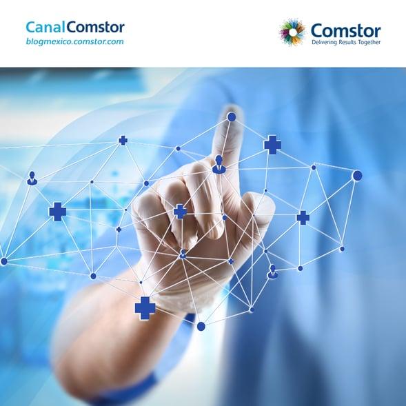 Nuevos enfoques para actualizar la red de una institución de Healthcare