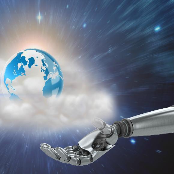 Cloud Computing y los robots: conexión de los sensores crea red de comunicación